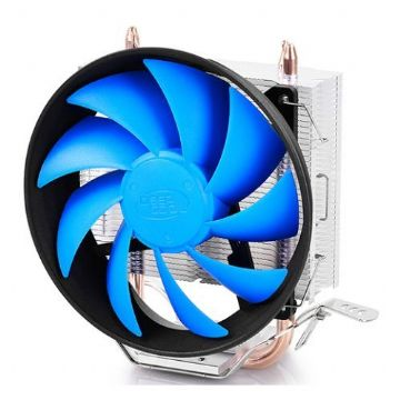 Deepcool Gammaxx 200T, Heatsink & Fan